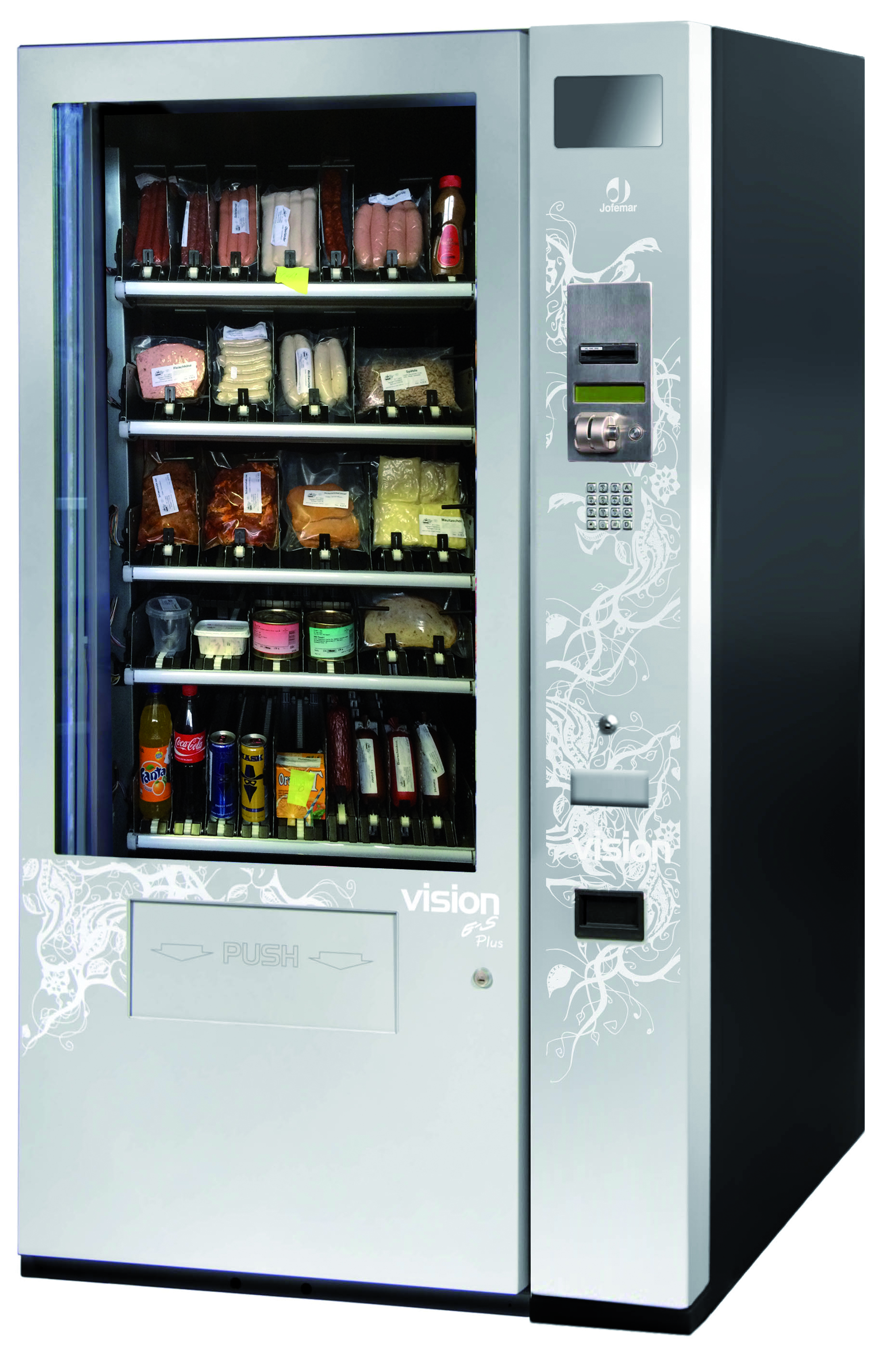 Verkaufsautomaten